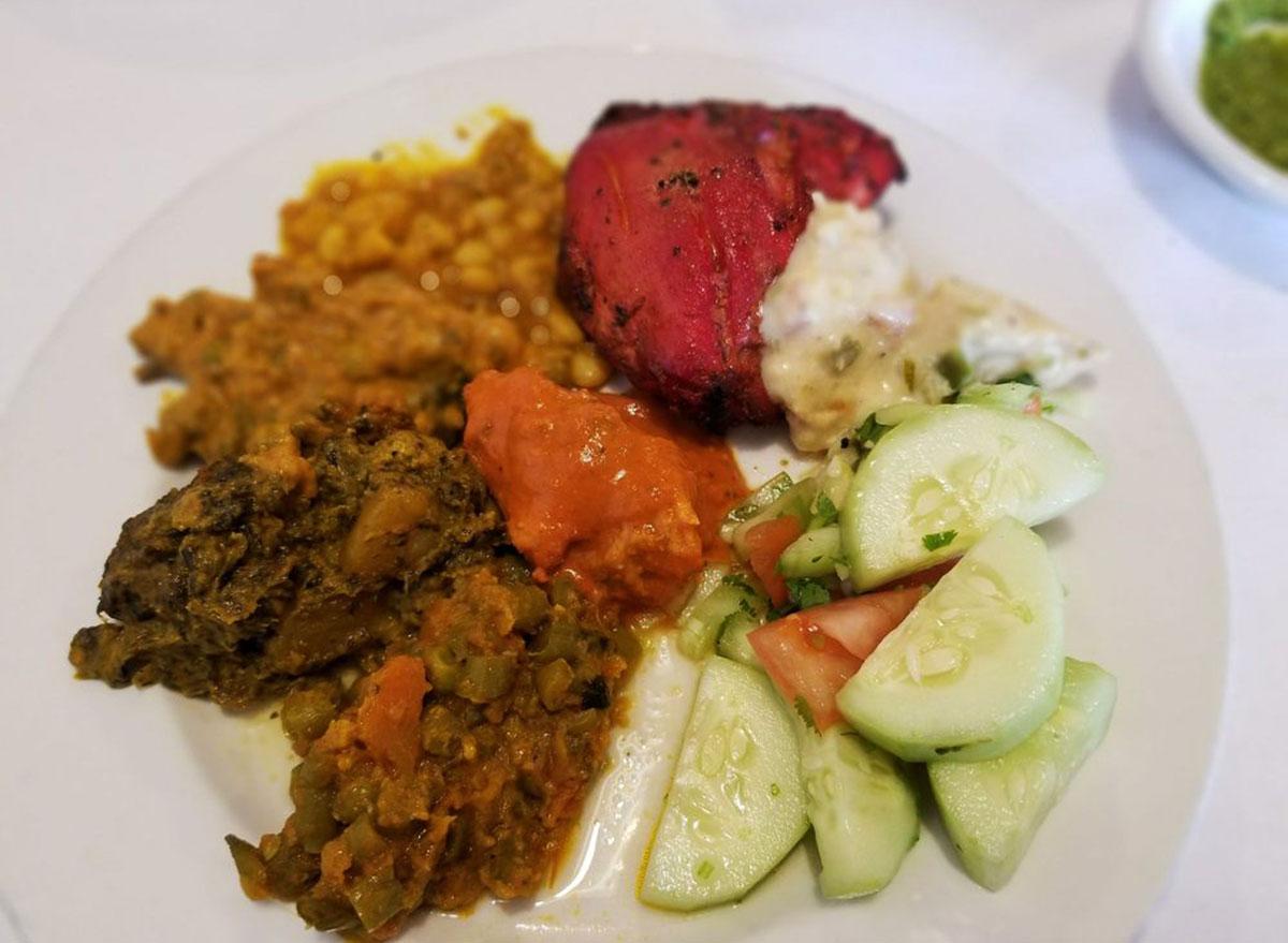 rajmahal indian restaurant kansas buffet