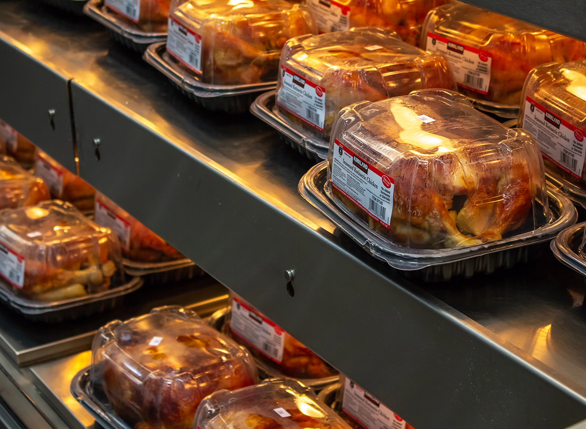 rotisserie chicken packages at costco