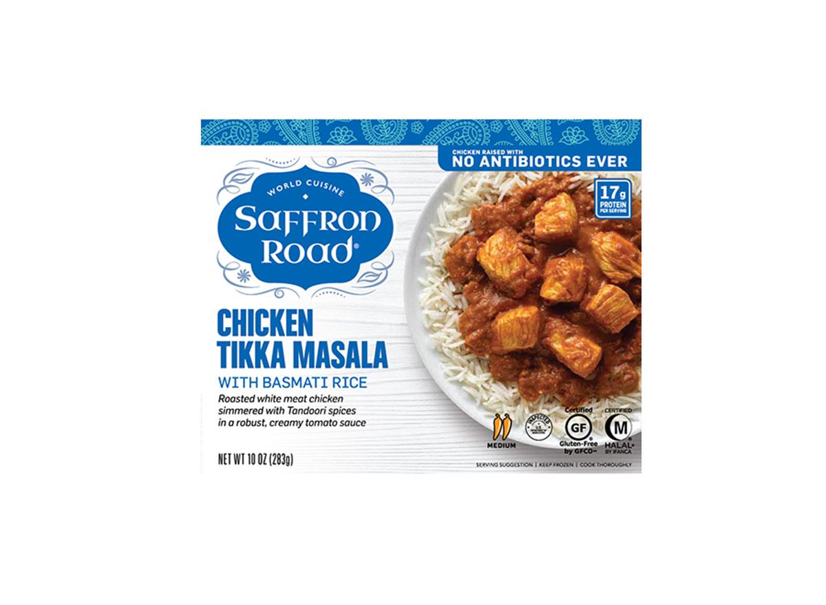 saffron road chicken tikka masala