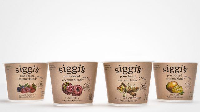 siggis plant based yogurt