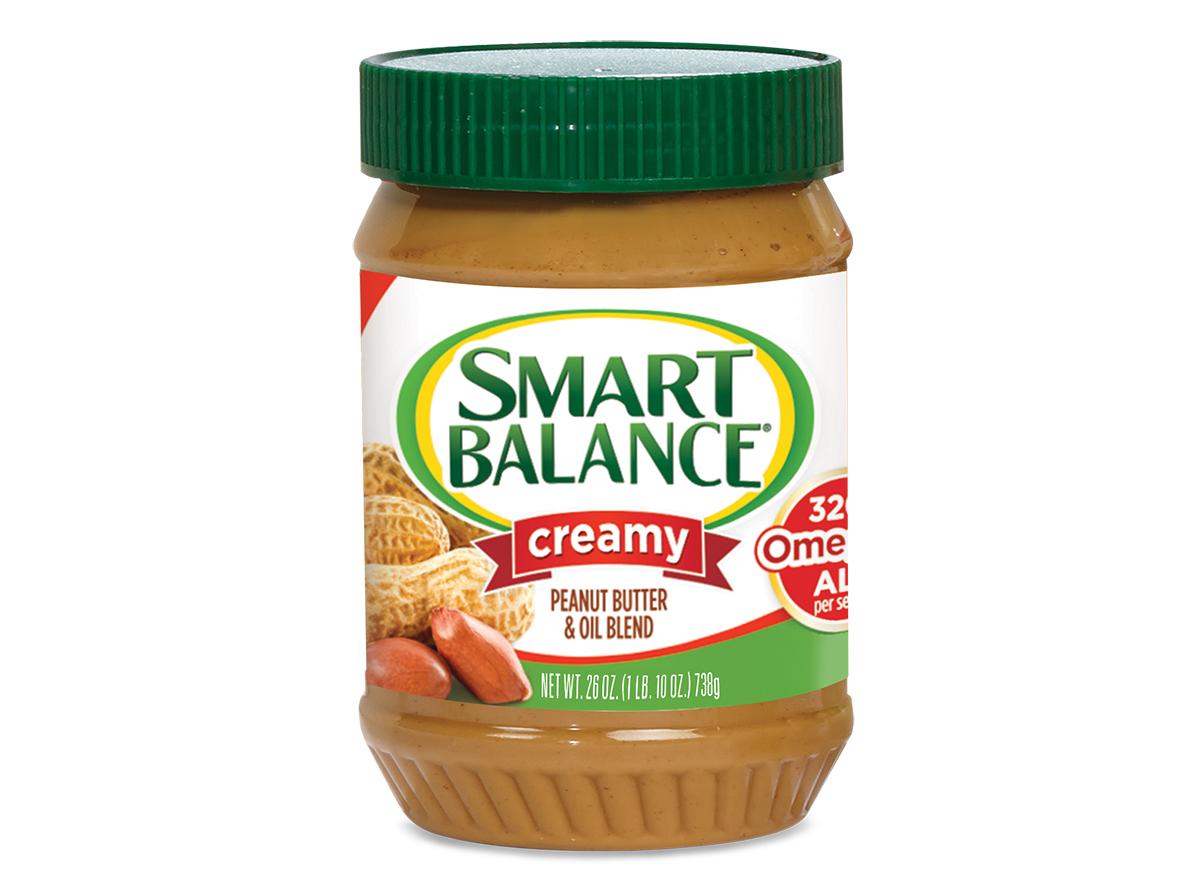smart balance peanut butter