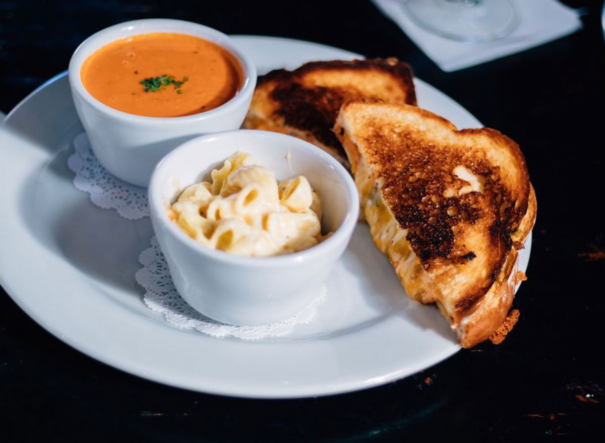 soho south cafe georgia grilled cheese