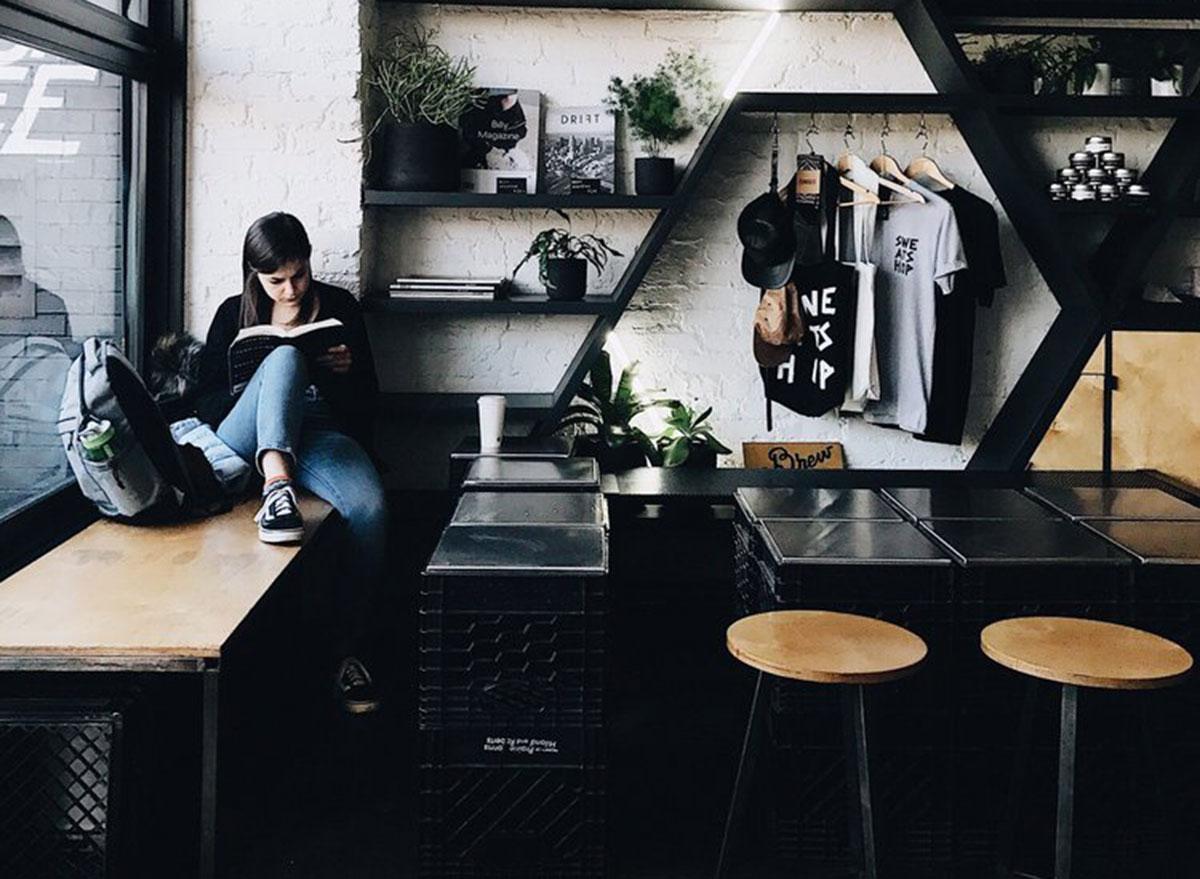 sweatshop coffee brooklyn