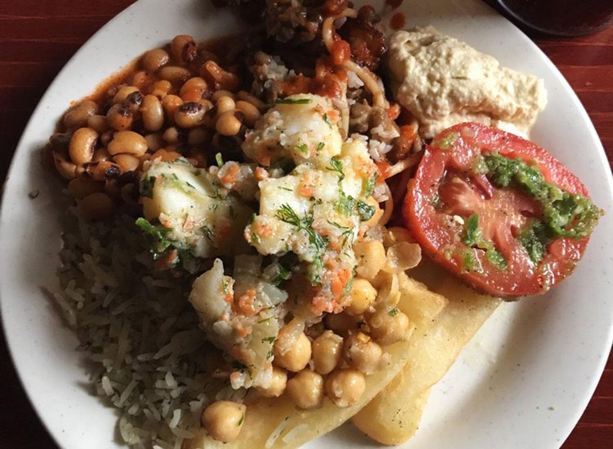 tabooleh iowa buffet