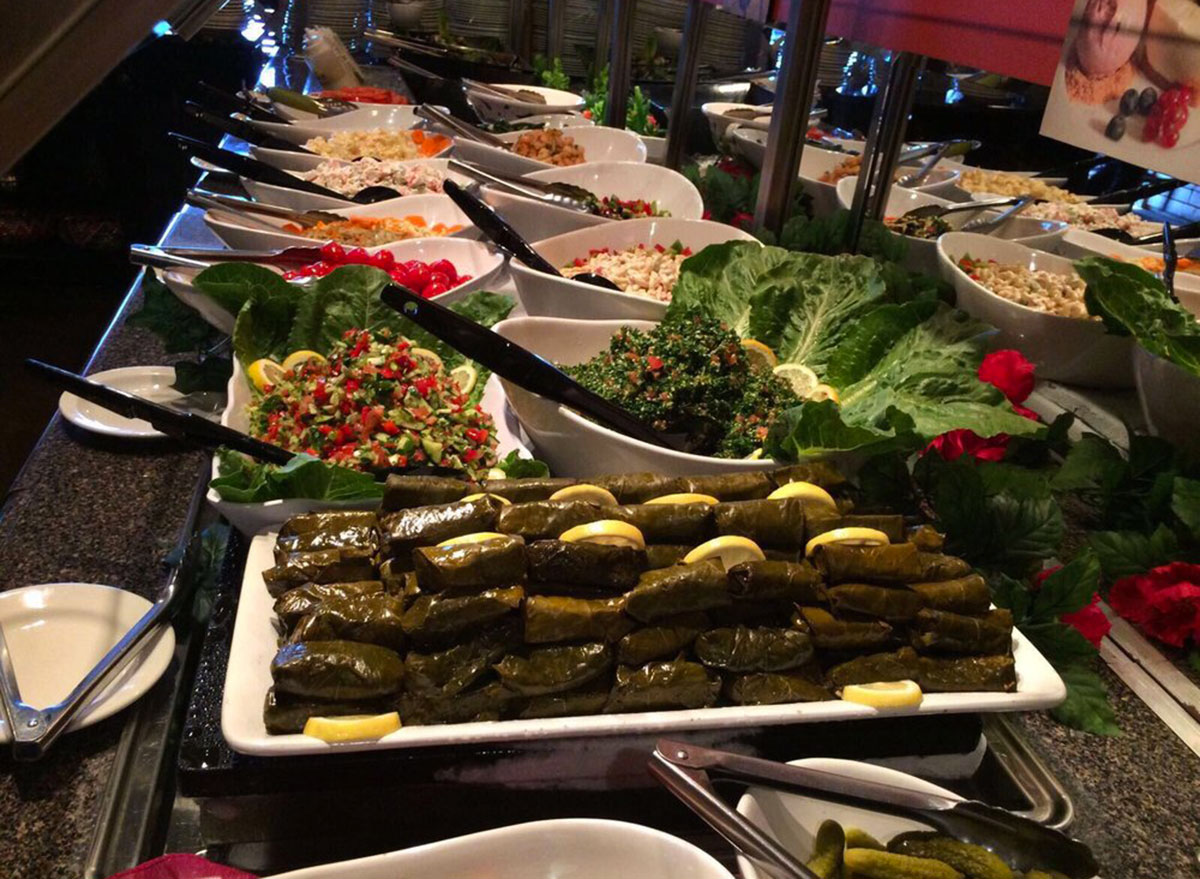 tannoor grill tennessee buffet