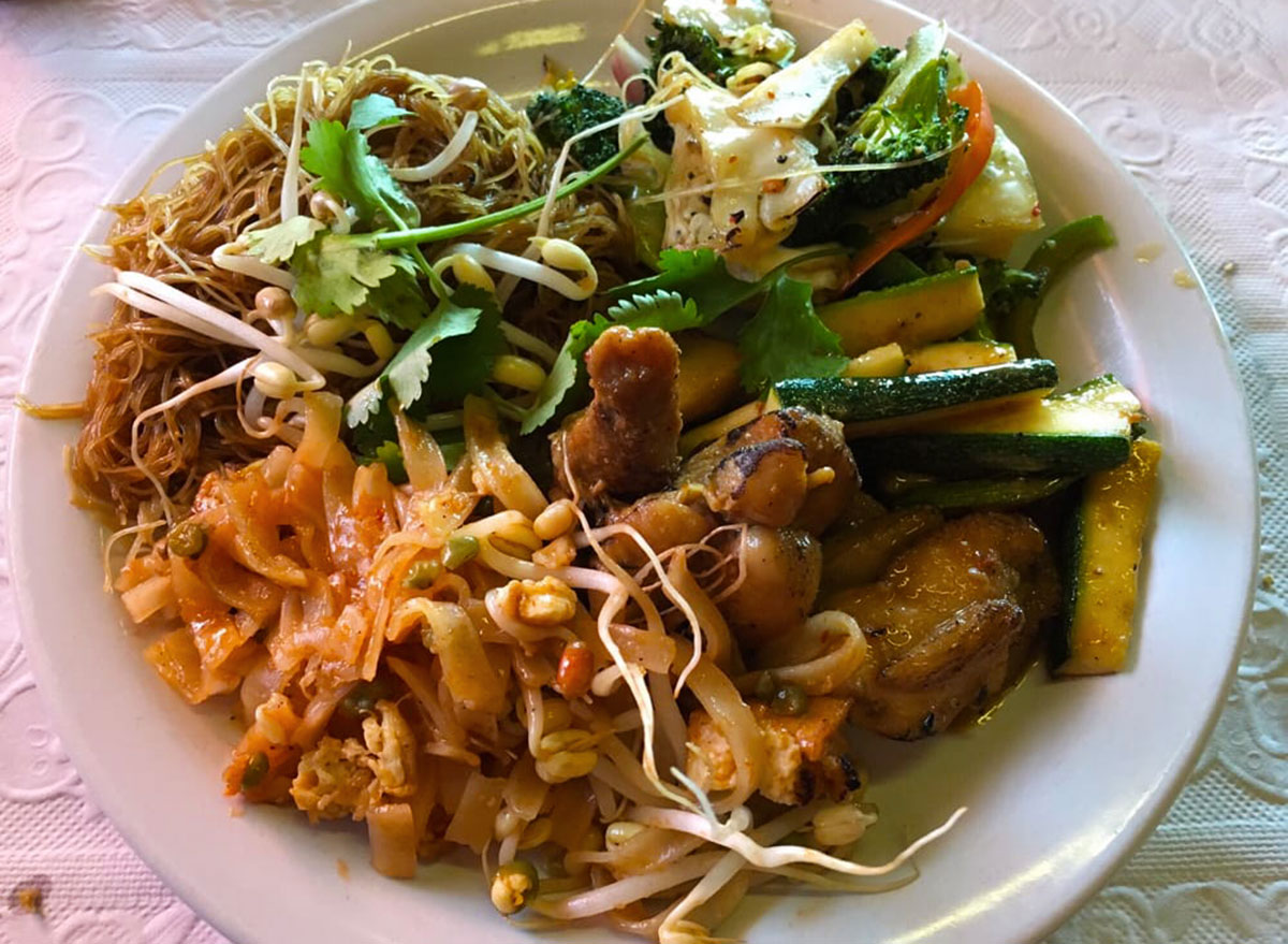 thai pepper louisiana buffet