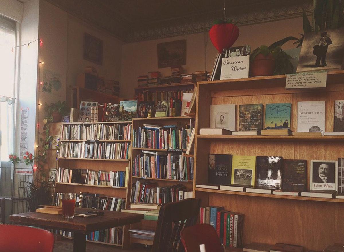 topos bookstore cafe queens