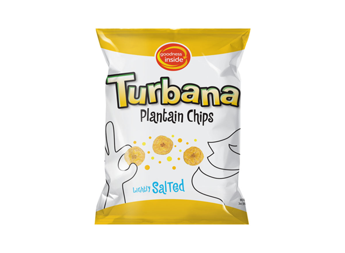 turbana plantain chips