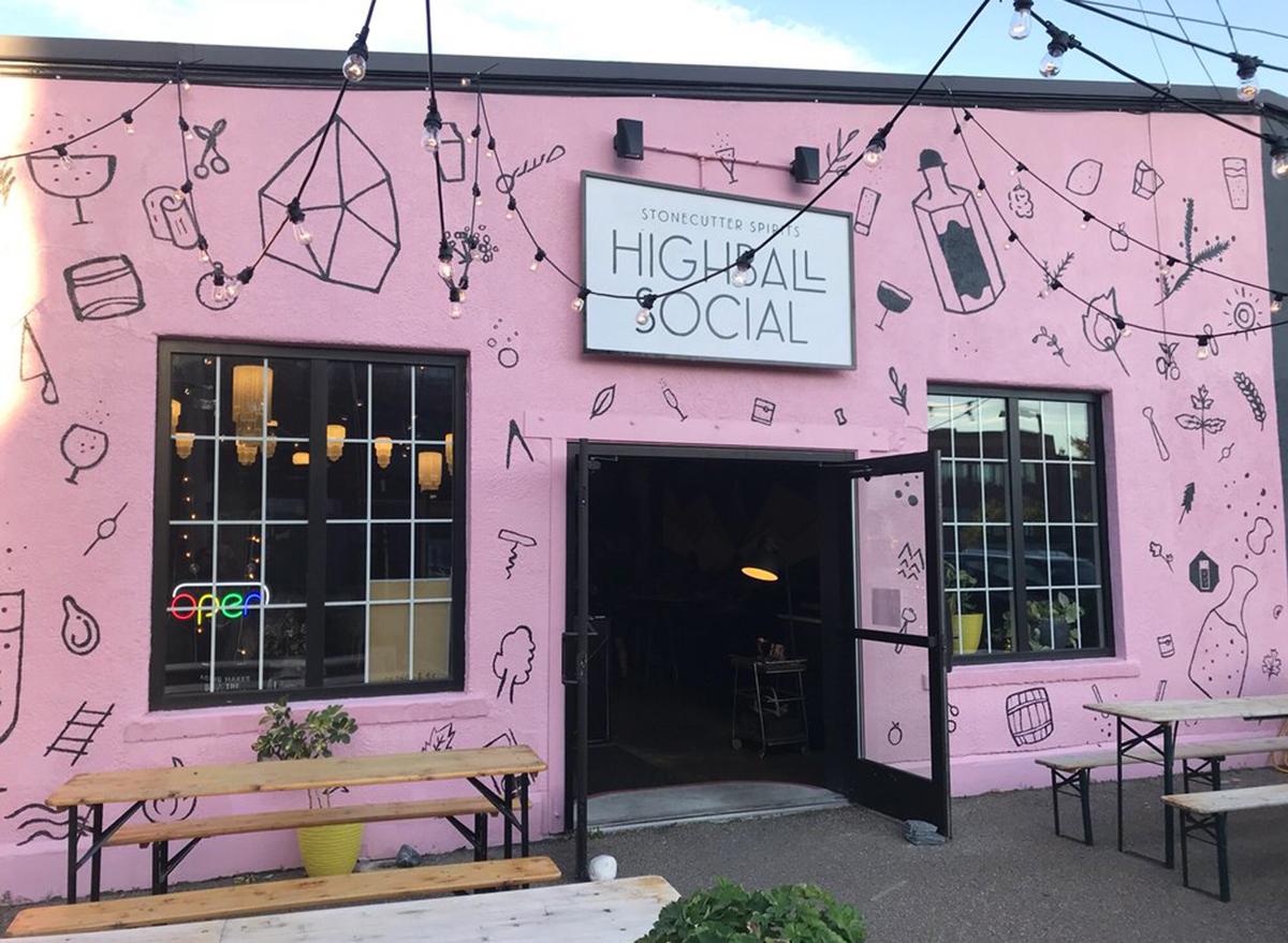vermont highball social