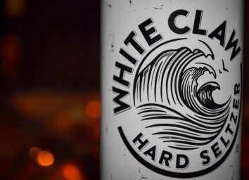 white claw can