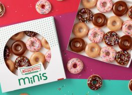 krispy kreme mini donuts