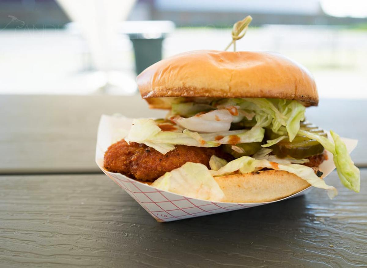 alaska chicken sandwich