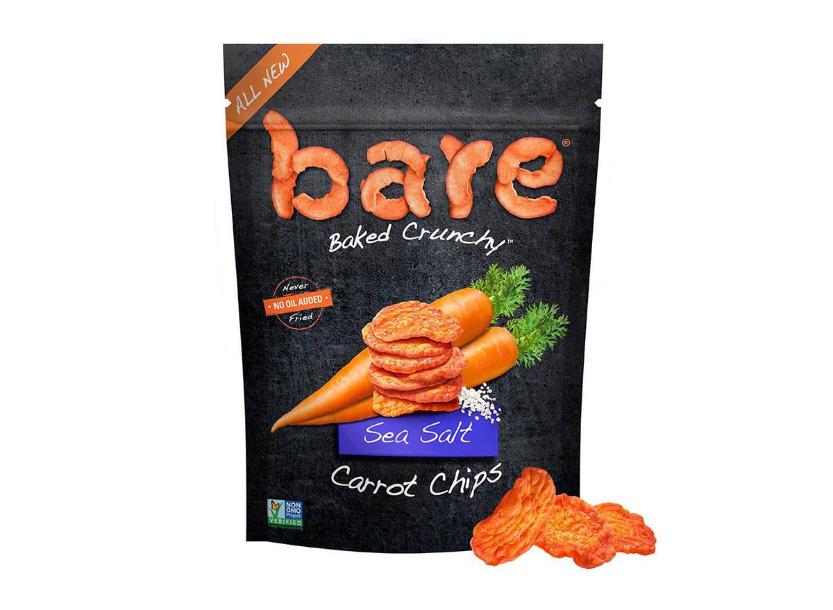 bare snacks carrot chips