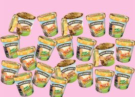 ben jerrys new flavors