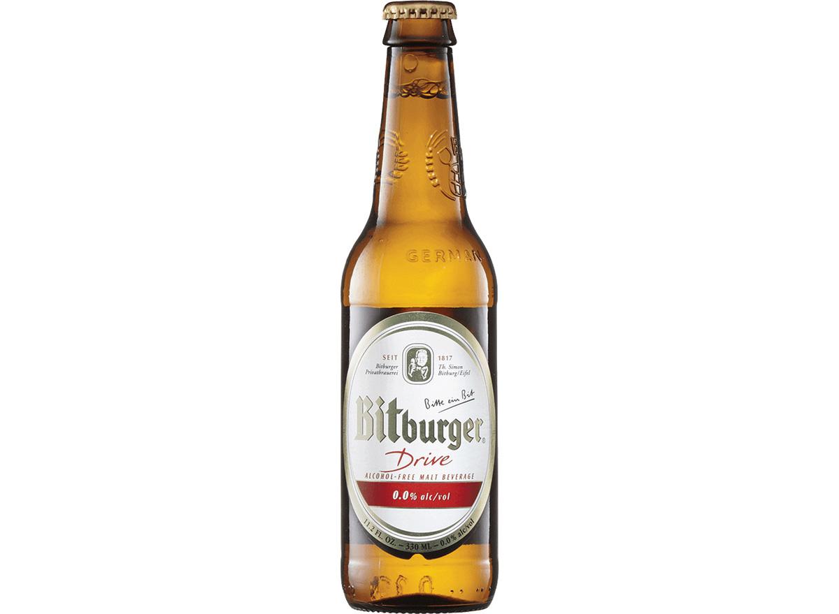 Bitburger drive non alcoholic beer