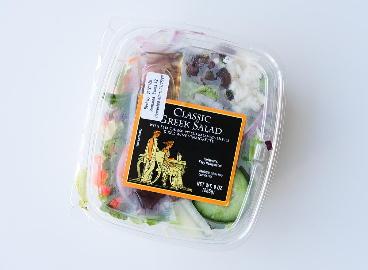 classic greek salad from trader joe's