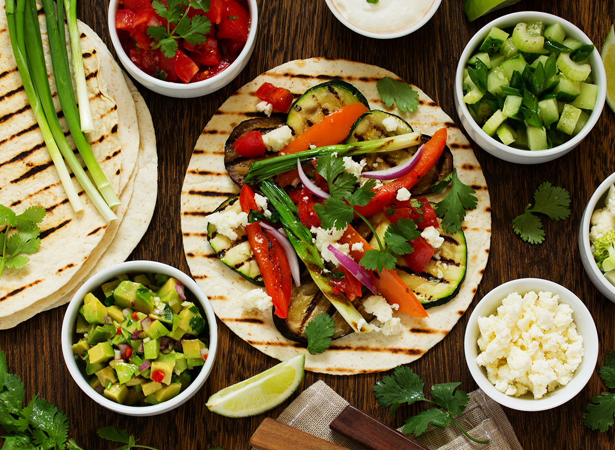 fajita vegetables