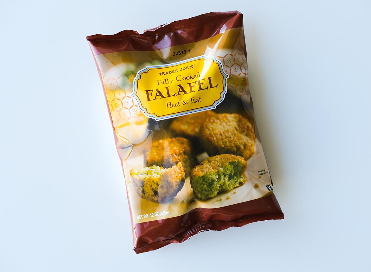 falafel from trader joe's