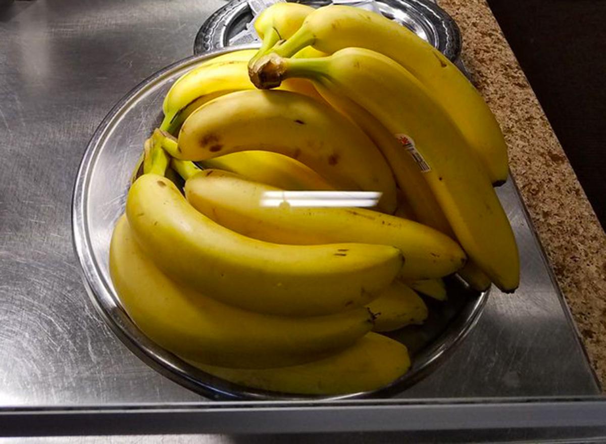 golden corral bananas