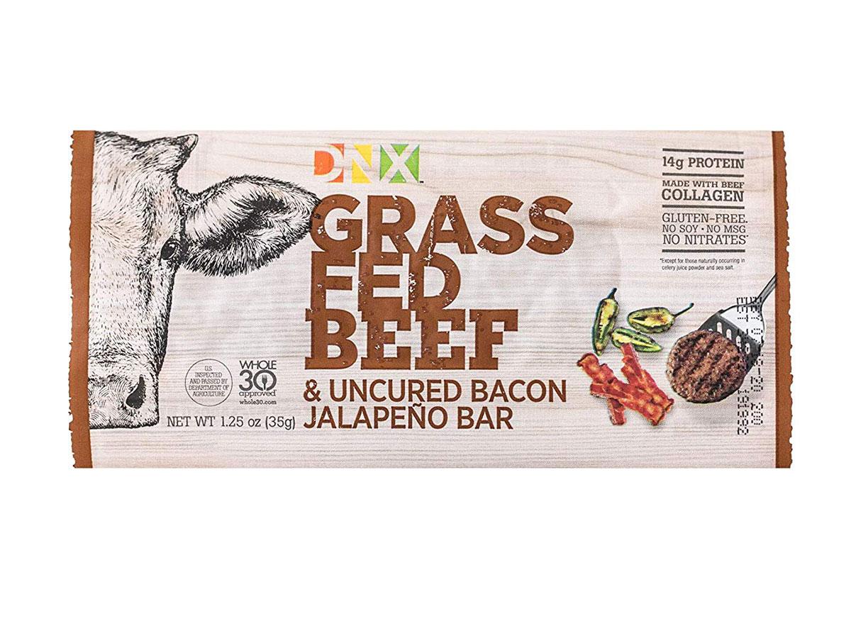 grass fed beef bar