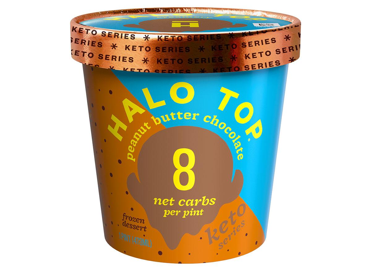 halo top peanut butter chocolate