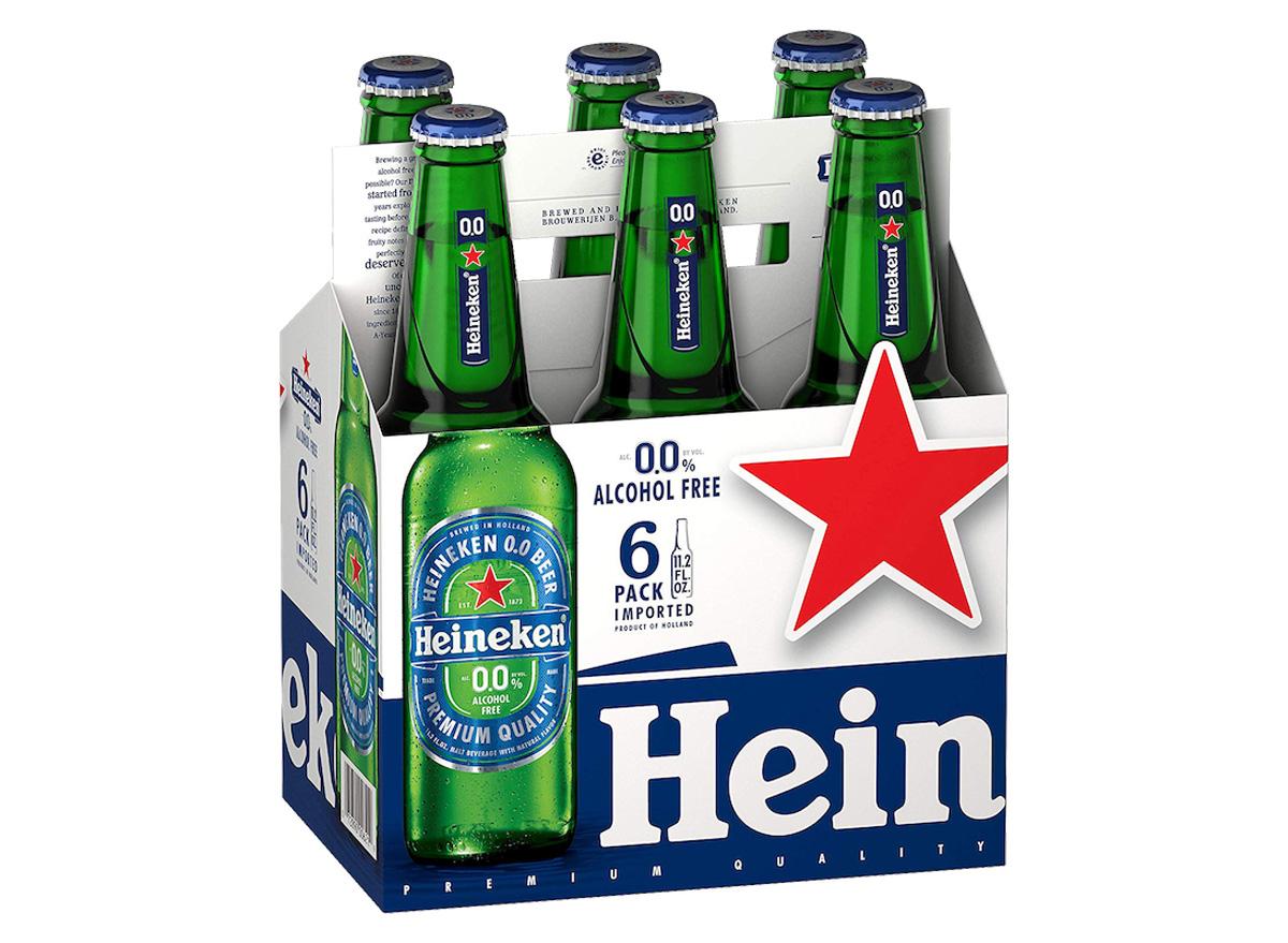 heineken zero 0 alcohol free