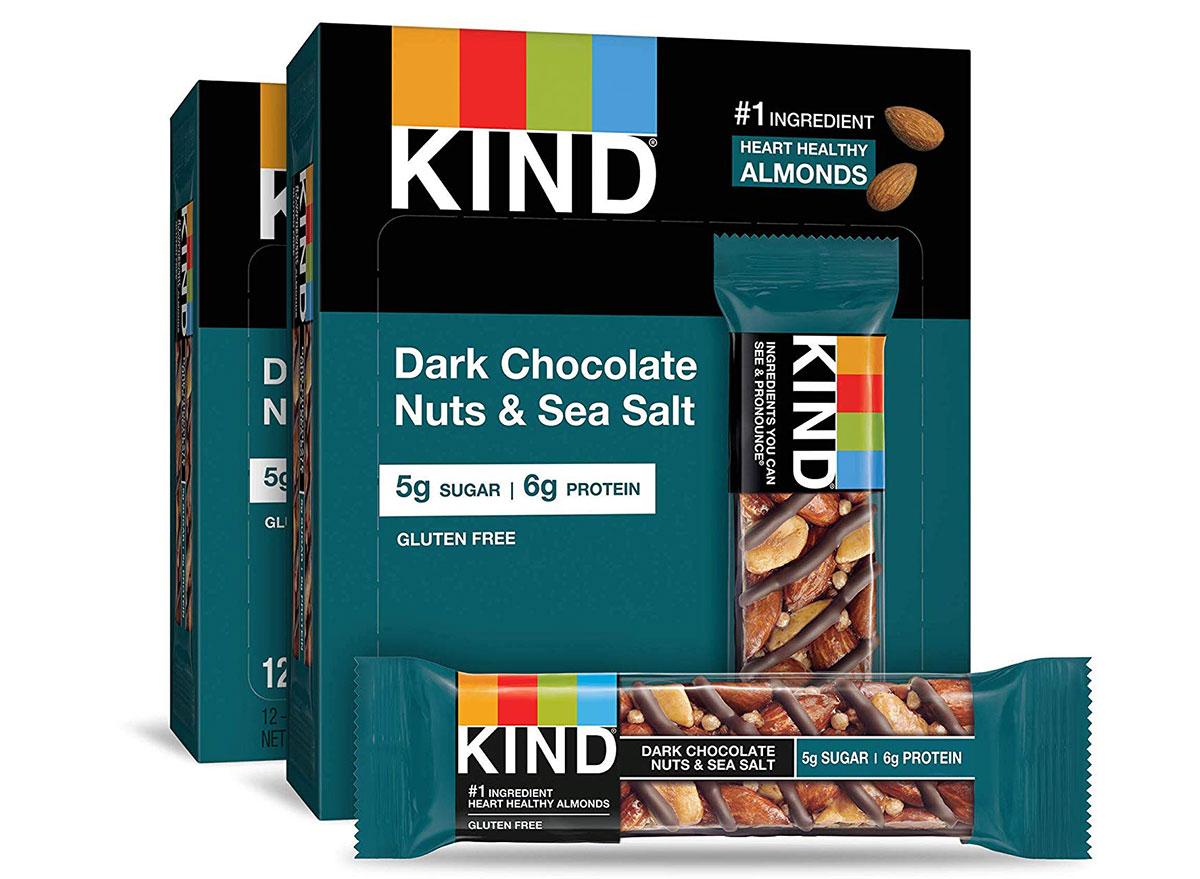 kind snacks nut bars