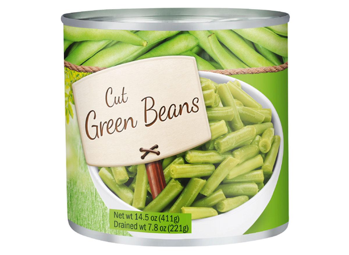 lidl cut green beans