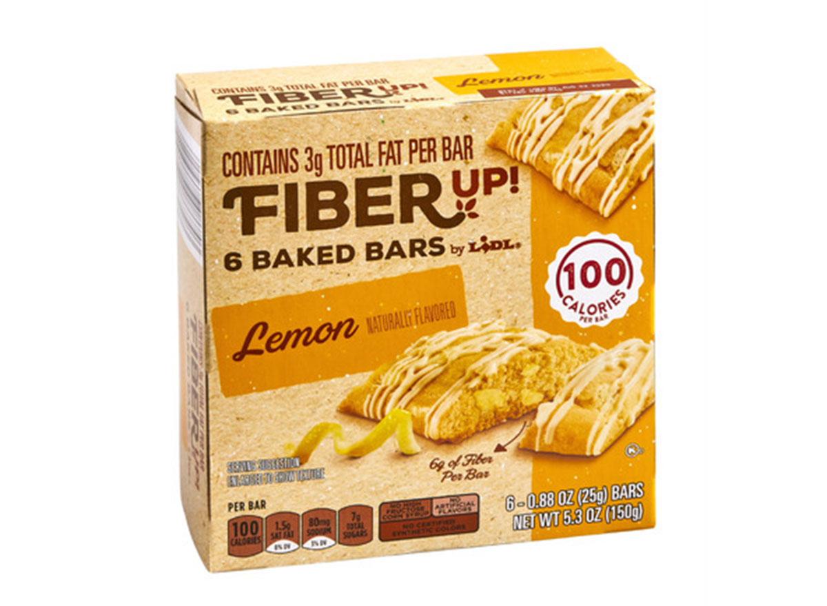 lidl fiber bars