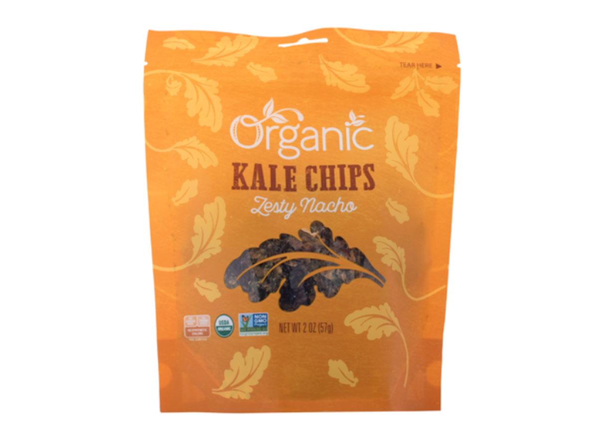 lidl healthy foods kale chips