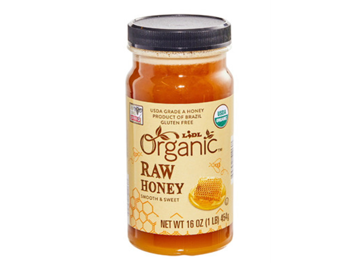 lidl healthy foods organic honey