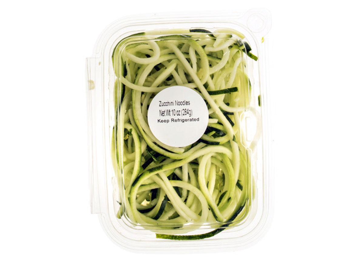 lidl zucchini noodles