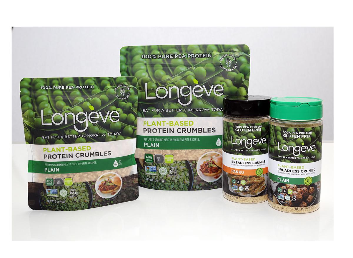 longeve pea protein