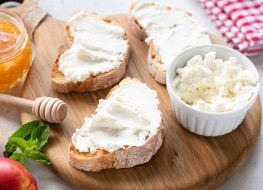 low fat ricotta cheese