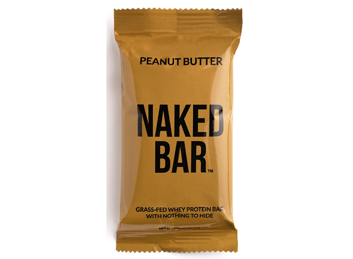 naked bars peanut butter