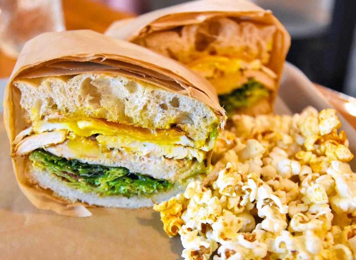 nebraska chicken sandwich