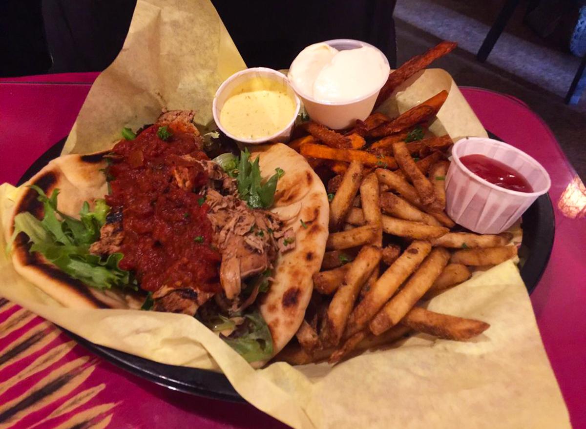 new mexico chicken sandwich