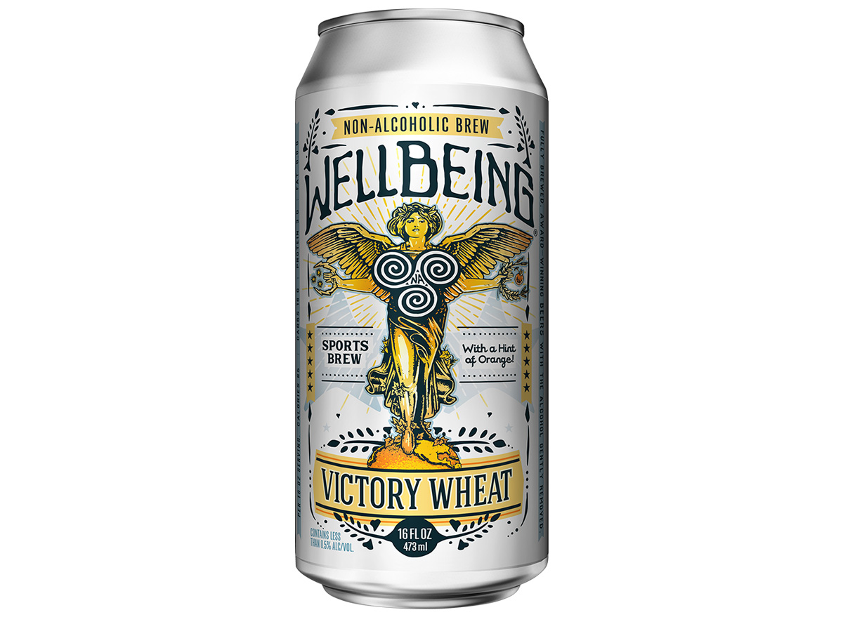 non alcoholic brew wellbeing victory wheat