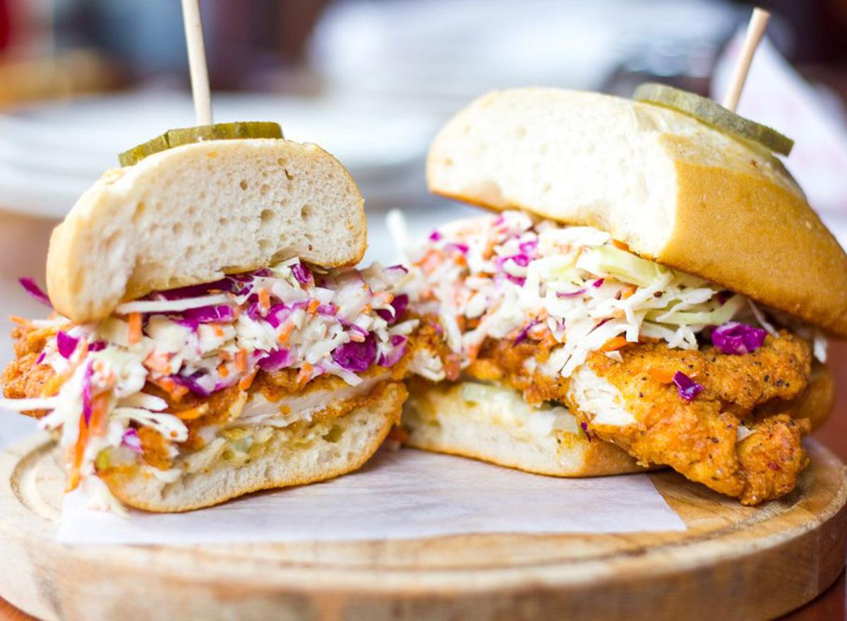 ohio chicken sandwich