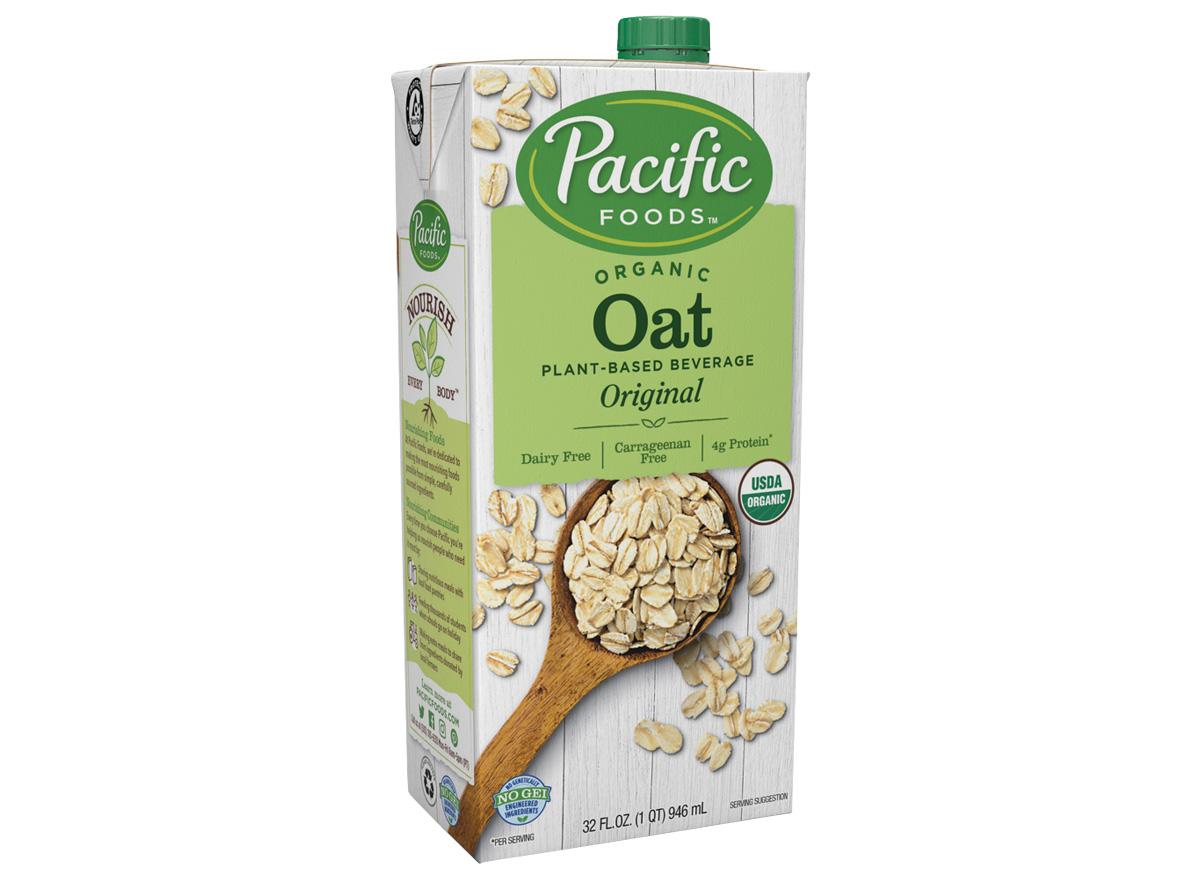 Pacific foods oat milk original