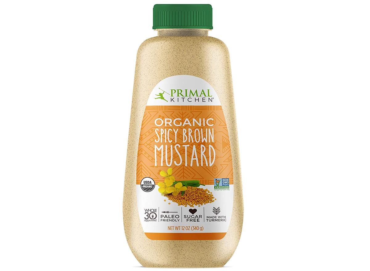 primal kitchen whole30 spicy mustard