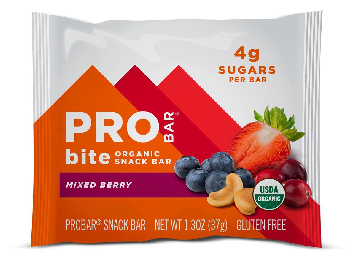 pro bar mixed berry bites