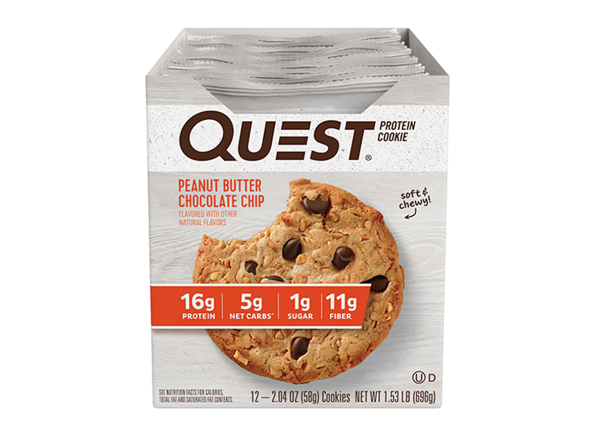 quest peanut butter chocolate chip