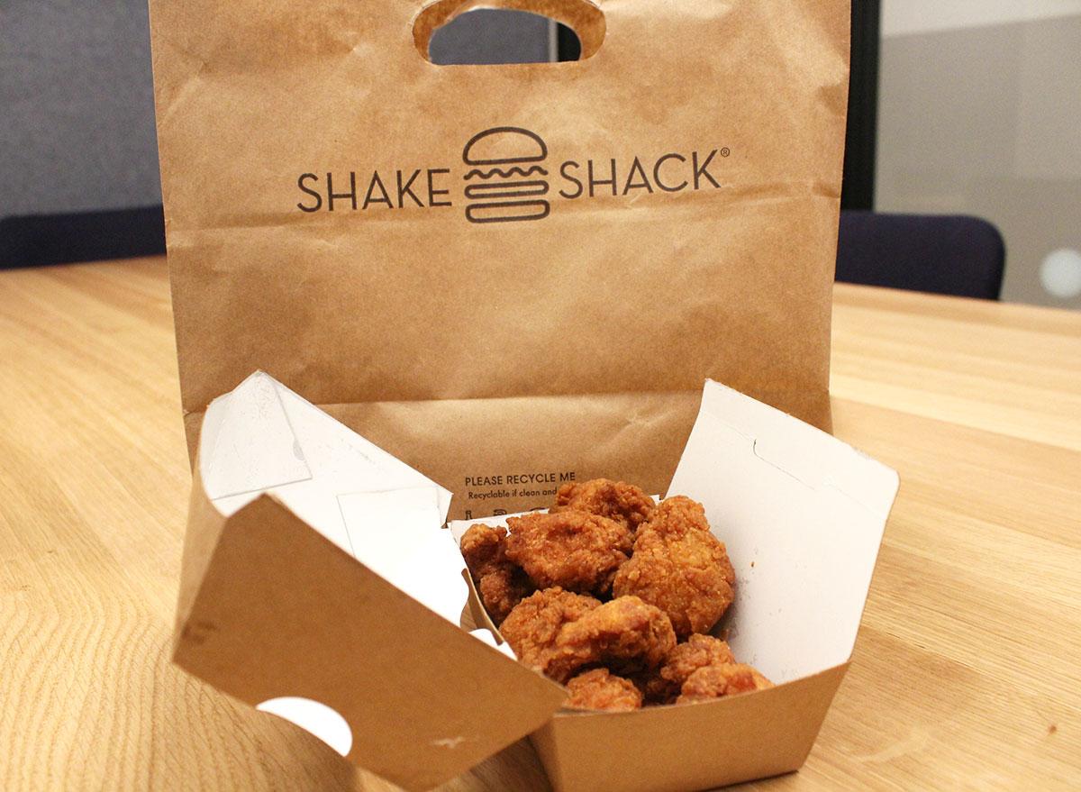 shake shack chicken nuggets