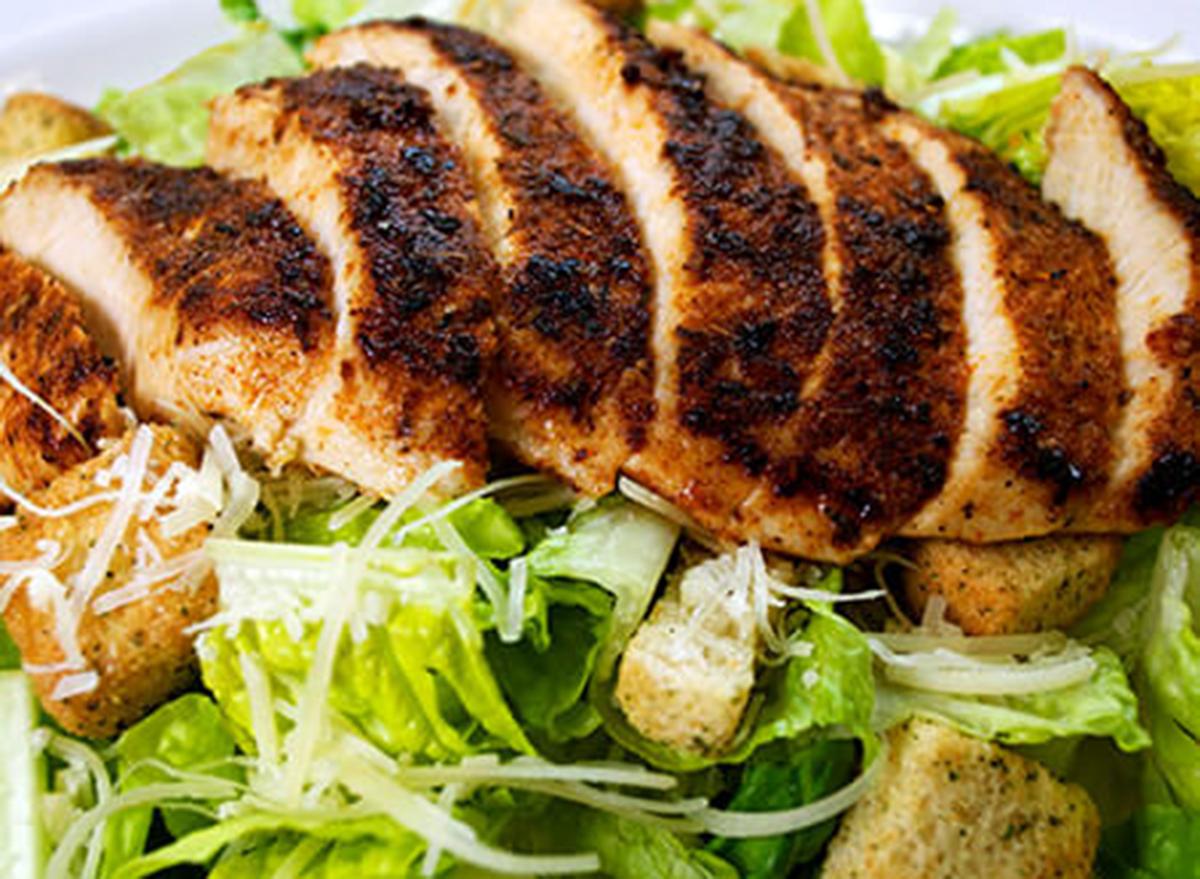 shoneys caesar salad