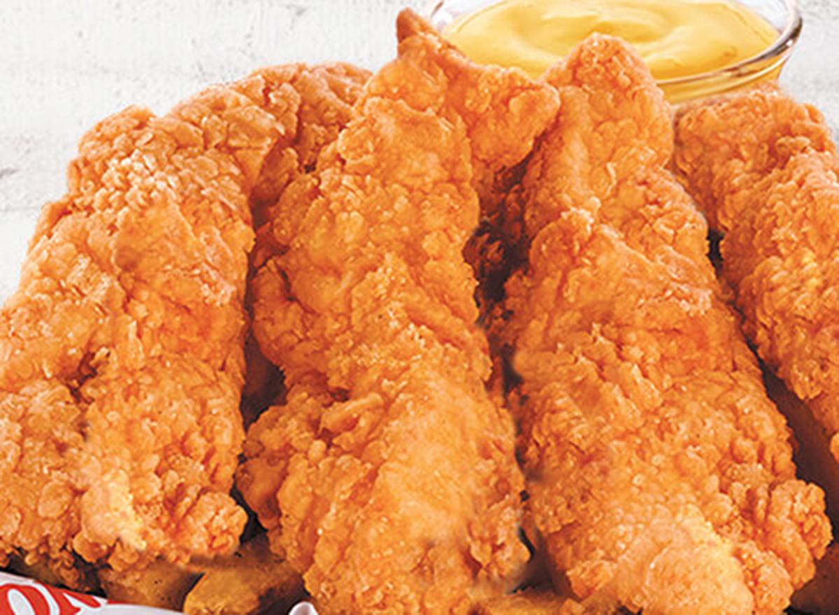 shoneys chicken strips