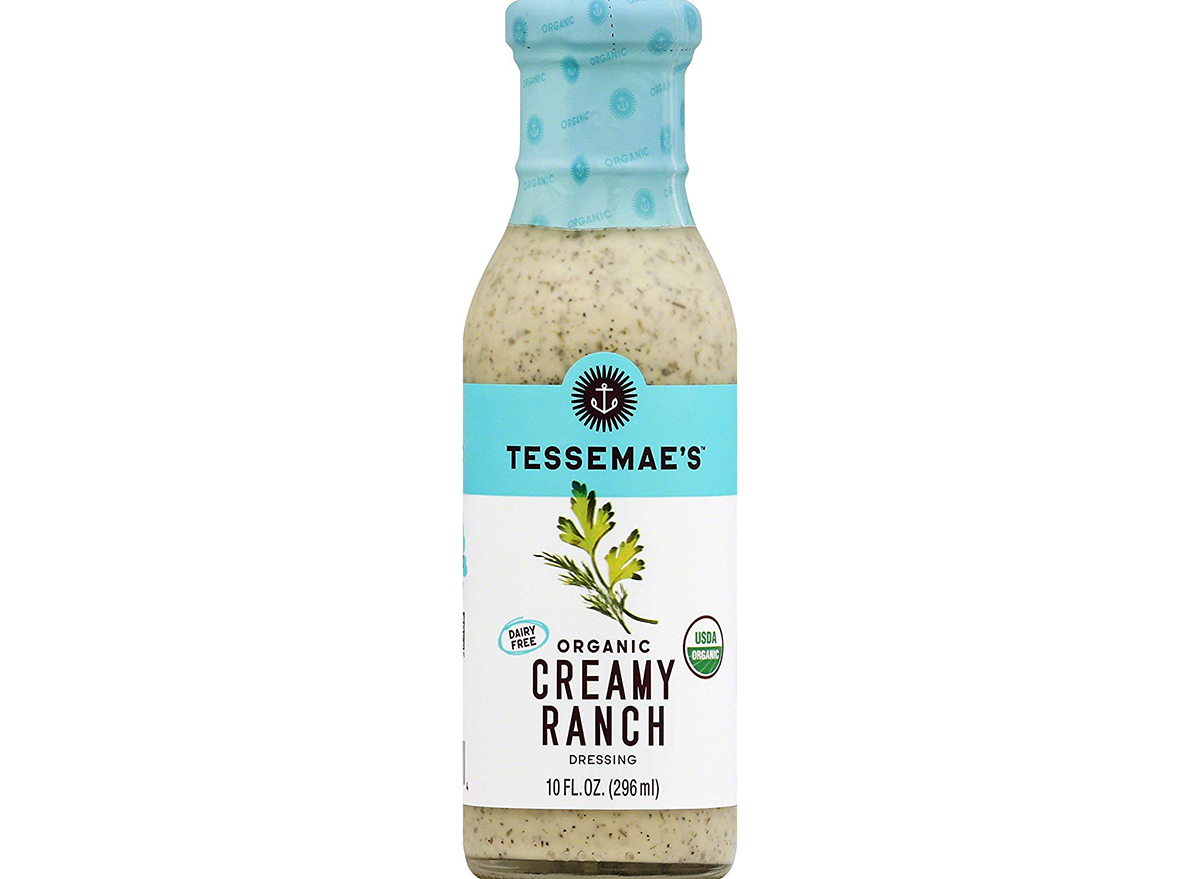 tessemae's whole30 ranch dressing