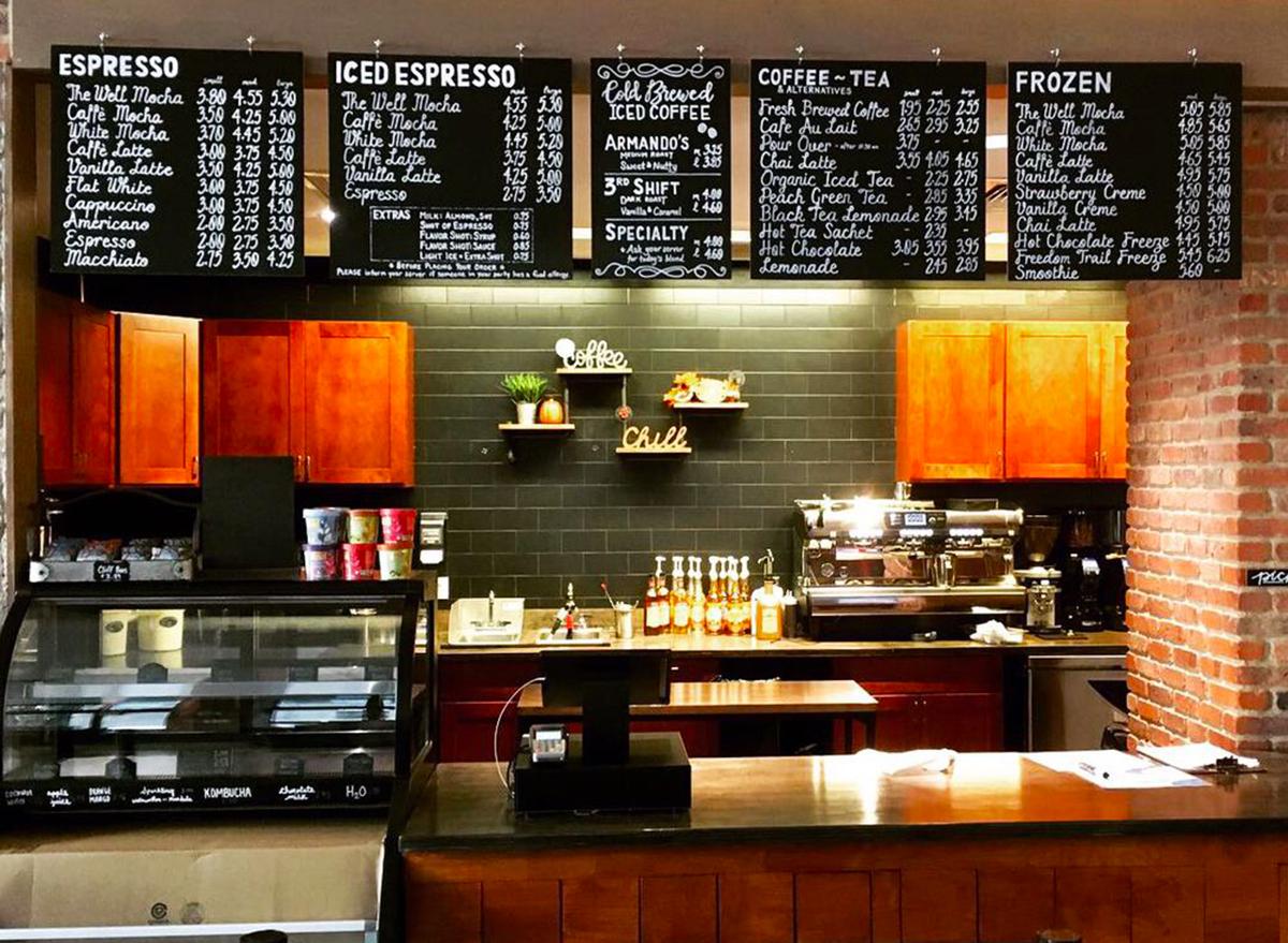 the well coffee boston