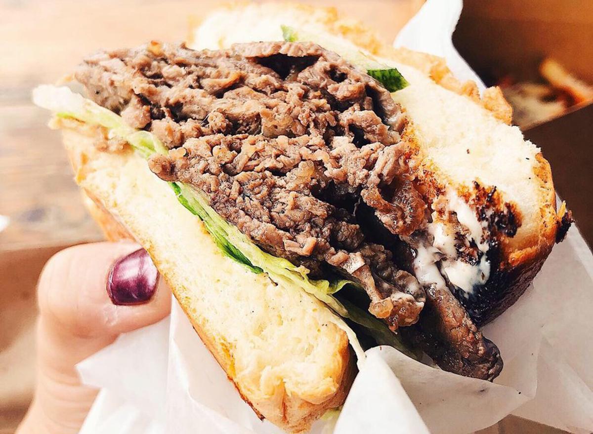 washington best sandwich