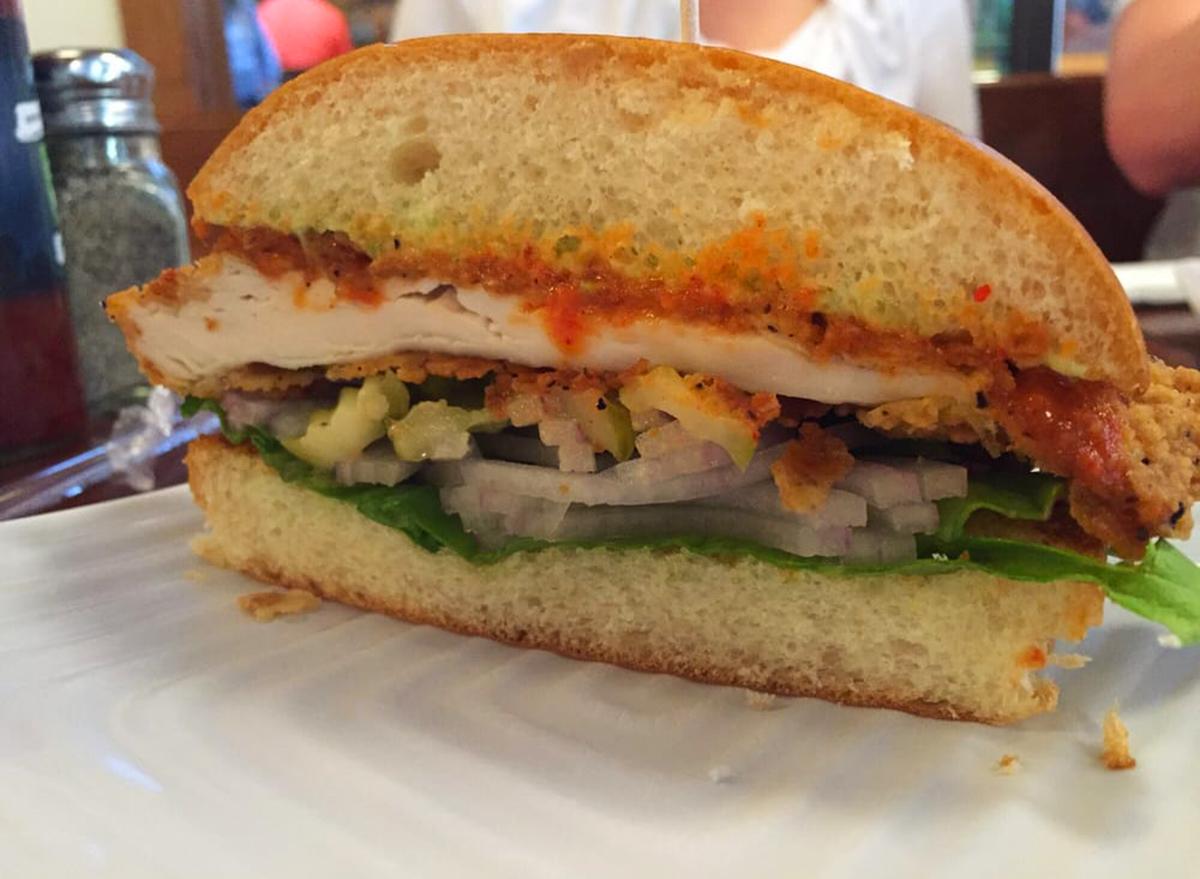 wyoming chicken sandwich